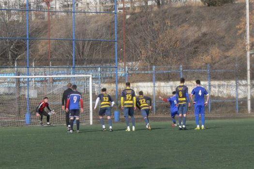 Sportul Chiscani a pierdut cu 3-5 amicalul cu Sporting Liești