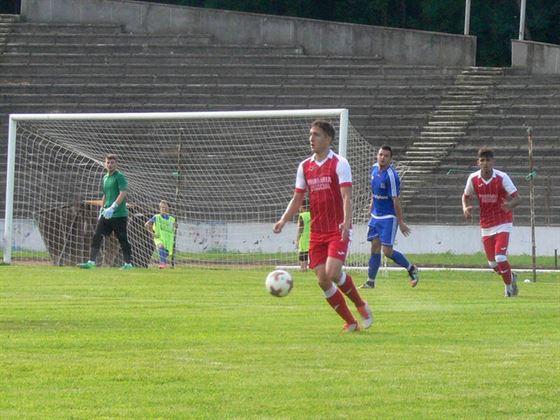 Sportul Chiscani a câștigat cu 5-1 amicalul cu Universitatea Dunărea de Jos Galați