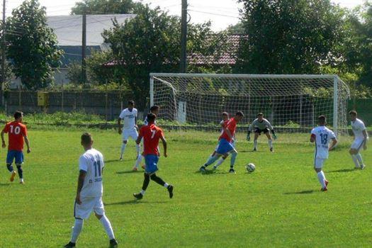 Sportul Chiscani a castigat cu 6-1 amicalul de la Cazasu
