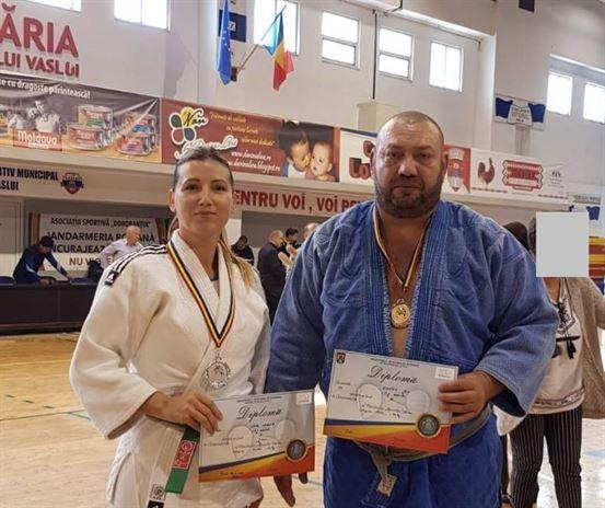 Polițiștii brăileni au urcat pe podium la Campionatele Naționale de judo ale MAI
