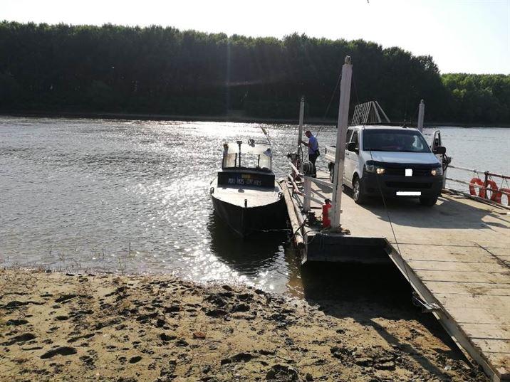 Acțiune Safe Waters 2020. Transport ilegal de autovehicule și persoane pe Dunăre