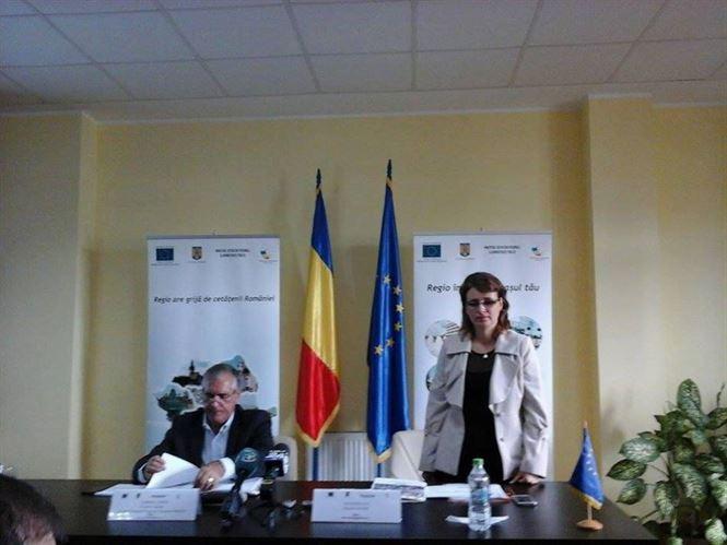 Sesiune de informare a proiectelor Regio - Programul Operațional Regional