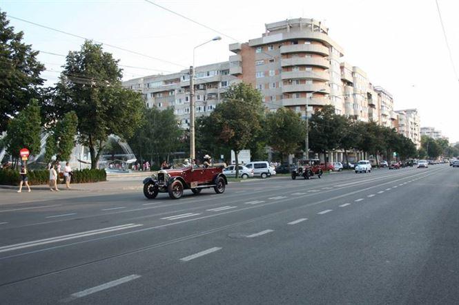 Parada masinilor de epoca