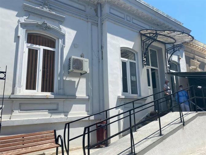 Dispensarul Spitalului de Pneumoftiziologie a fost modernizat