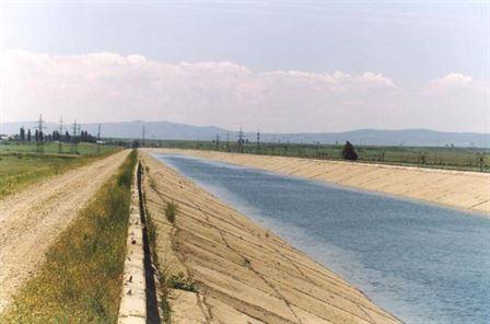 Canal magistral Siret – Bărăgan va fi inclus în programul de reabilitare a infrastructurii de irigaţii