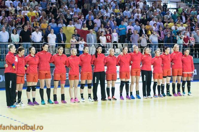 Romania in grupa cu Norvegia, Rusia si Croatia la CE de handbal feminin