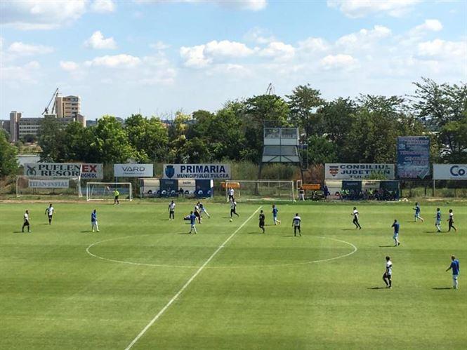 Banel Nicolita titular la echipa Faureiului in meciul amical cu Delta Tulcea