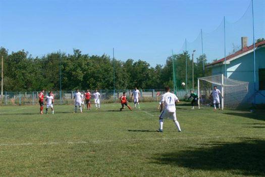 Sportul Chiscani a castigat cu 1-0 amicalul jucat cu Victoria Traian