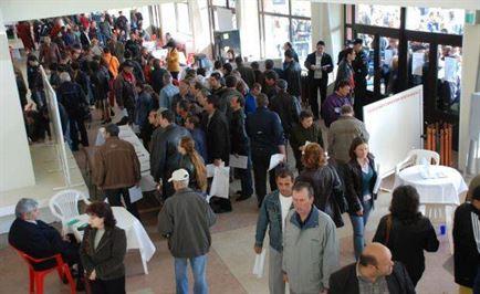 150 de absolventi braileni selectati la Bursa locurilor de munca
