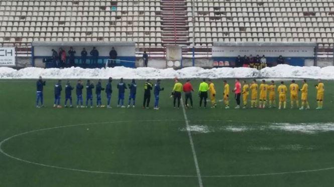 Dacia Unirea Brăila a castigat cu 3-1 amicalul cu Olimpia Rm. Sarat