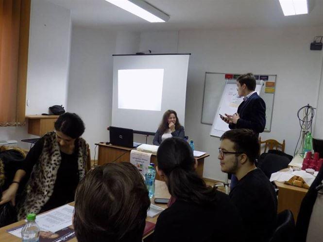 "Seminarul ""Sport, Organizare, Comunicare"" – VOLUNTARIATUL SPORTIV, la final"