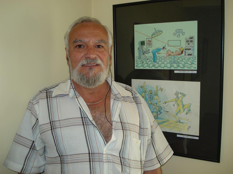 Braileanul Dumitru Stefanescu Stef a fost premiat la Targu Jiu