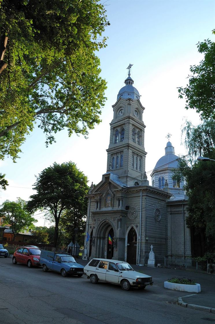 Biserica Sfantul Nicolae – consacrata victoriei crestinilor de eliberare a Brailei din mainile turcilor