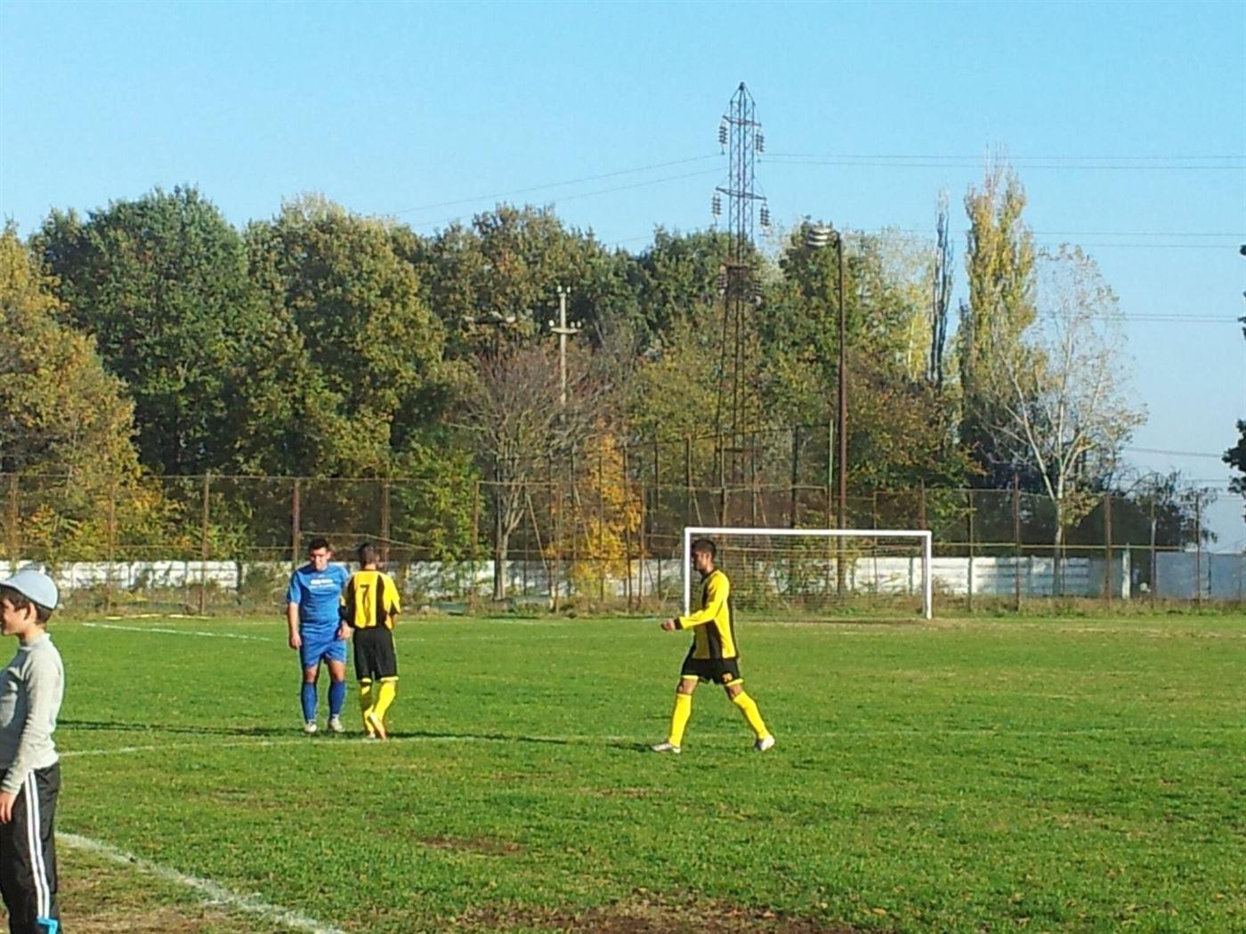 Fotbalul mic din judetul Braila