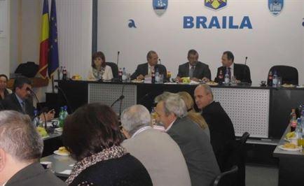 Noua achizitie in Consiliu Local Municipal Braila