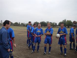 S-a incheiat turul Ligii a 5-a brailene la fotbal