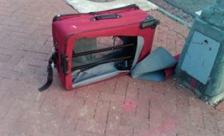 Alarma cu bomba in Radu Negru: o femeie a sesizat la 112 ca pe un garaj se afla un colet suspect