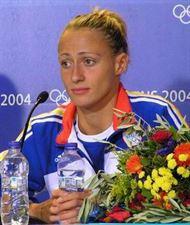 Camelia Potec s-a retras din activitatea internationala