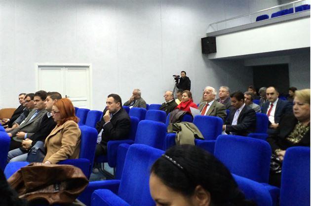 Sedinta ordinara a Consiliului Judetean Braila