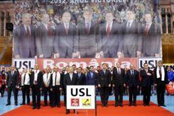 Retrospectiva politica 2012. Uniunea Social Liberala