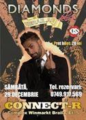 Connect-R concerteaza pe 29 decembrie in ClubDiamonds din Braila