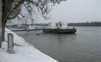 Un brailean a decedat dupa ce s-a impiedicat de un cablu si a cazut in apele inghetate ale Dunarii