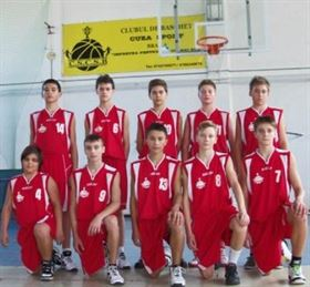 CS Cuza Sport Braila U14 a debutat in Grupa valorica A cu o victorie