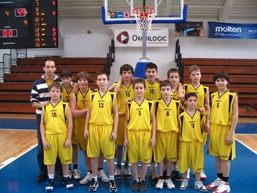 CS Cuza Sport vrea sa aduca Braila in elita baschetului romanesc