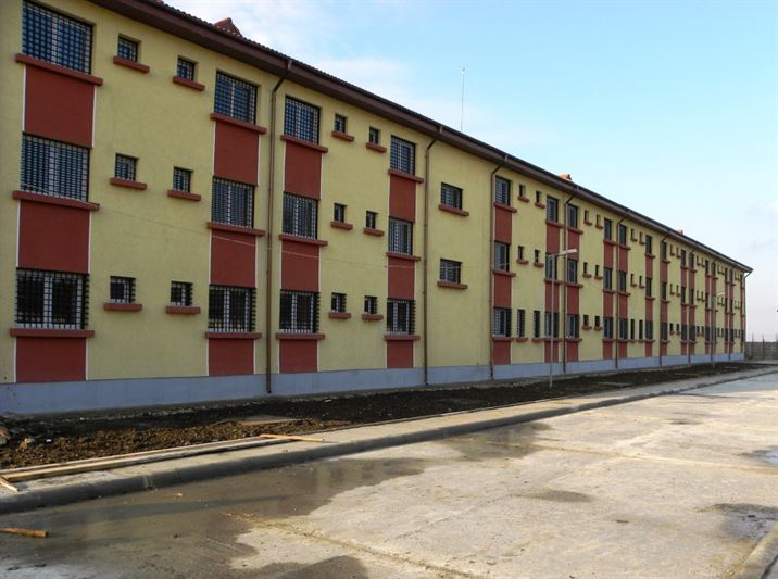 Capacitatea de cazare din Penitenciarul Tichilesti a crescut cu 211 locuri