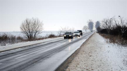 Recomandari pentru un trafic rutier sigur pe timp de iarna