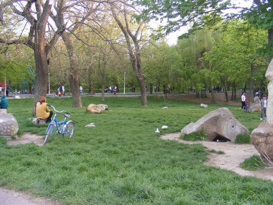 Parcul Monument intra in reparatii capitale