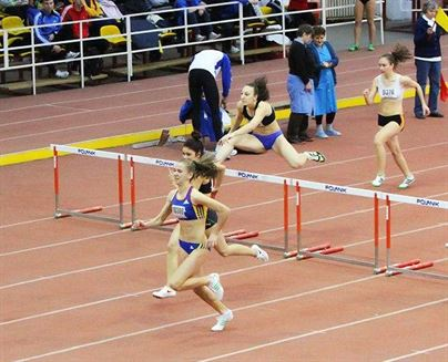 Adelina Mihaela Sandu campioana nationala la juniori II