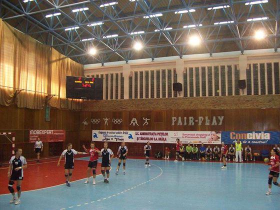 Arbitrii internationali la derby-ul cu HCM Baia Mare