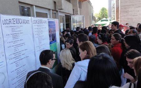 Bursa locurilor de munca pentru tinerii supusi riscului marginalizarii sociale