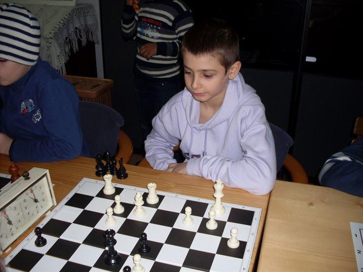 Copii de la Braila la Cupa primaverii la Sah