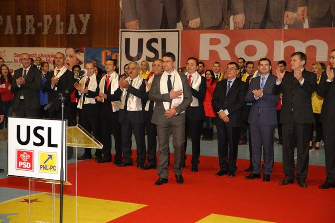 Filialele PNL din 27 de judete, printre care si Braila, il sustin pe Crin Antonescu la presedintia partidului