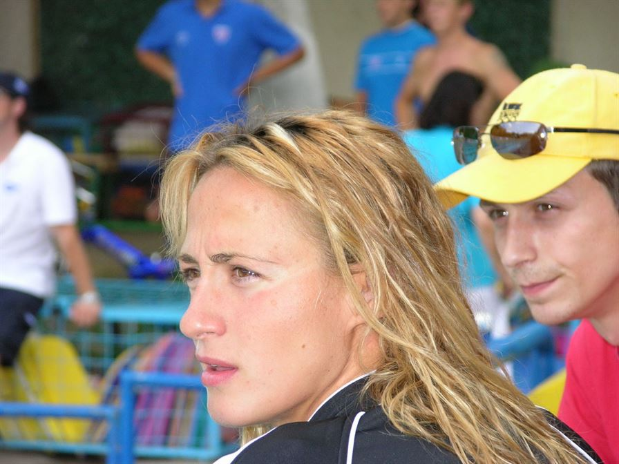 Interviu intre doua intalniri cu cea mai cunoscuta sportiva braileana, Camelia Potec