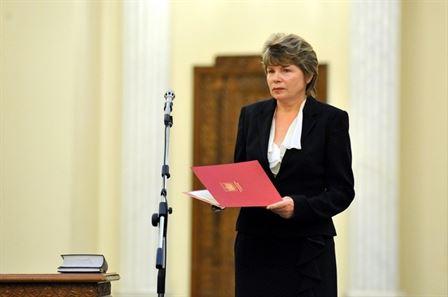 Mona Pivniceru a gasit un procuror general de calibrul lui Antonescu