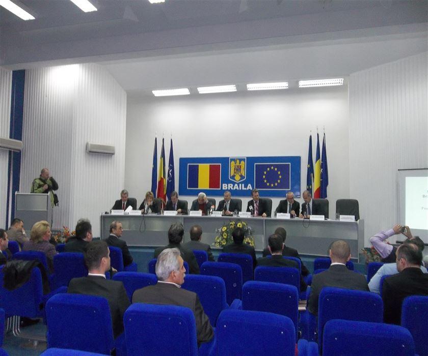 A fost semnat primul proiect pentru zona Braila-Galati-Tulcea