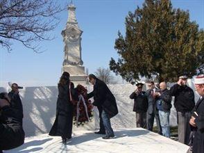 Astazi se marcheaza Ziua Eroilor Turci cazuti la datorie; in cimitirul din Braila exista 12 morminte