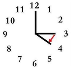 Nu uitati sa va potriviti ceasurile.