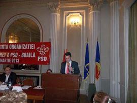 George Caranica si Doinita Ciocan, primii castigatori ai alegerilor din PSD