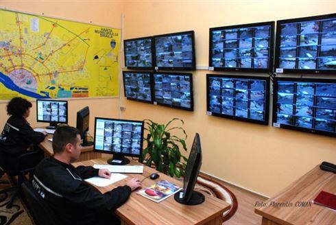 Accidente si braileni certati cu legea, depistati cu ajutorul camerelor video
