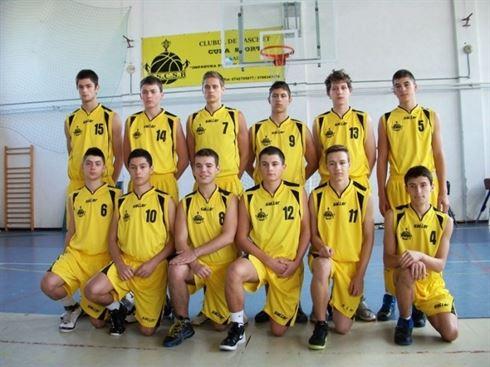 CS Cuza Sport Braila va juca la turneul semifinal U18