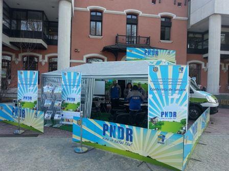 Caravana de informare privind fondurile europene vine la Ianca