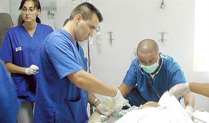 Case pentru medicii tineri care se angajeaza la Spitalul Judetean