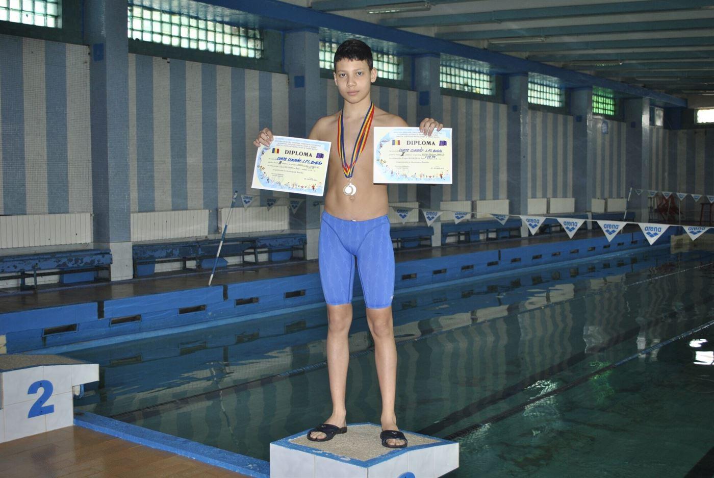 De joi incep Campionatele Nationale de juniori II la inot