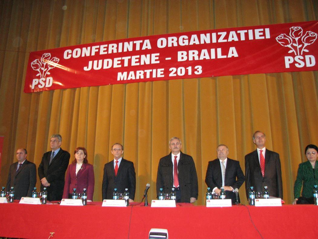 PSD Braila vrea sa simplifice primirea de noi membri in partid