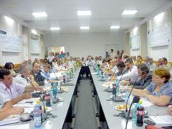 Ordinea de zi a sedintei Consiliului Local Municipal
