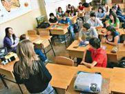 Maine elevii, la scoala